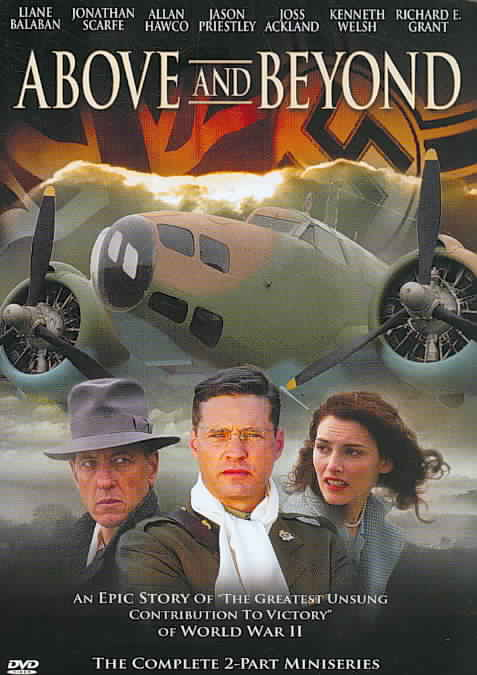 ABOVE AND BEYOND BY GRANT,RICHARD E. (DVD)